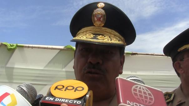 General PNP afirma que en el transcurso de la semana se tendrá el informe policial
