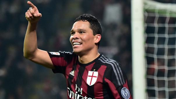 Carlos Bacca AC Milan