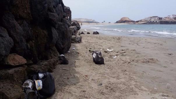 Contaminación en Huarmey