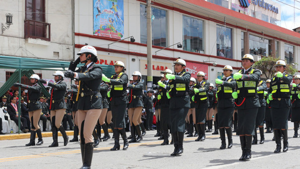 6_Policías en actividad