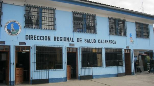 Dirección Regional de Salud de Cajamarca