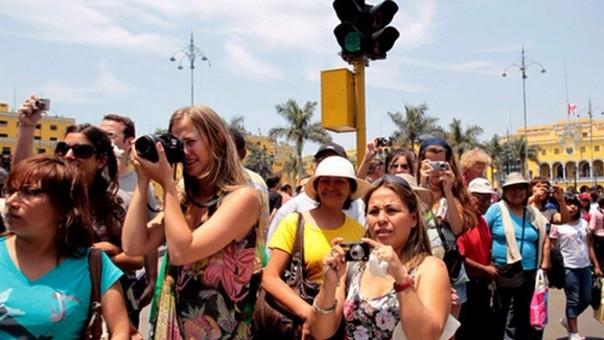 Canatur: 60% de visitantes extranjeros al Perú provienen de Latinoamérica