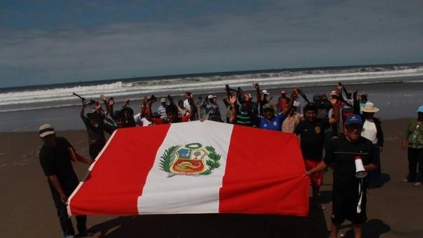 Pescadores de Tacna