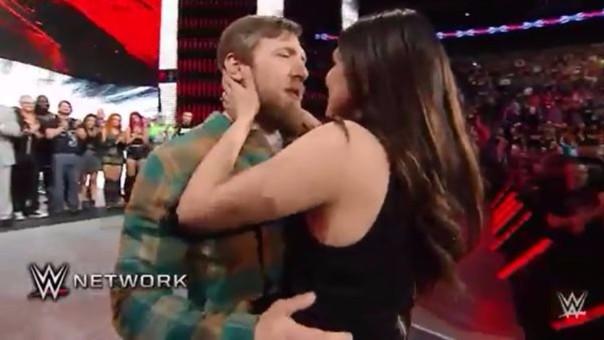 Daniel Bryan le dijo adiós a la WWE
