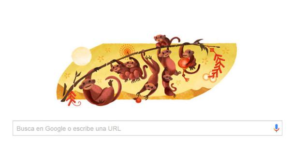 En YouTube, se compartió un video con el doodle de Google