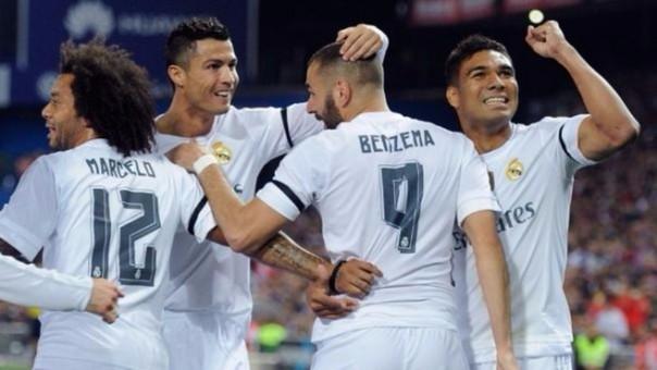 Casemiro pasó de ser pieza clave de Benítez a ser olvidado por Zidane