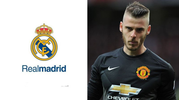 Real Madrid - De Gea
