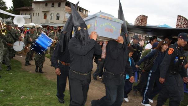 Entierro de Ño Carnavalón