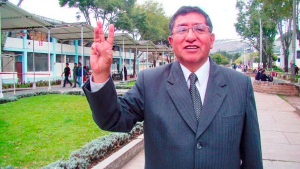 Roberto Mosqueira Exrector de la UNC