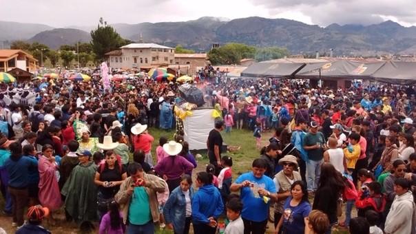 Incineración de Ño Carnavalón