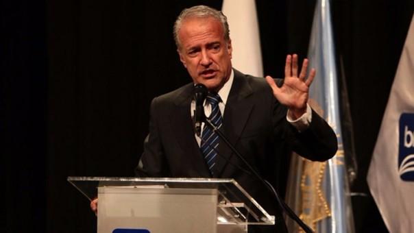 Candidato presidencial de Solidaridad Nacional, Hernando Guerra García