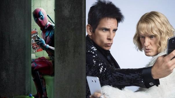 Deadpool y Zoolander 2