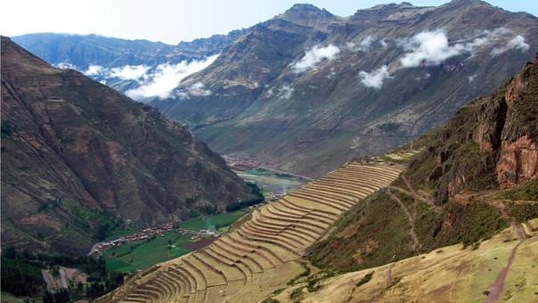 Parque Arqueológico de Pisaq - Cusco