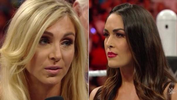 Charlotte confrontó a Brie Bella e insultó a su esposo Daniel Bryan