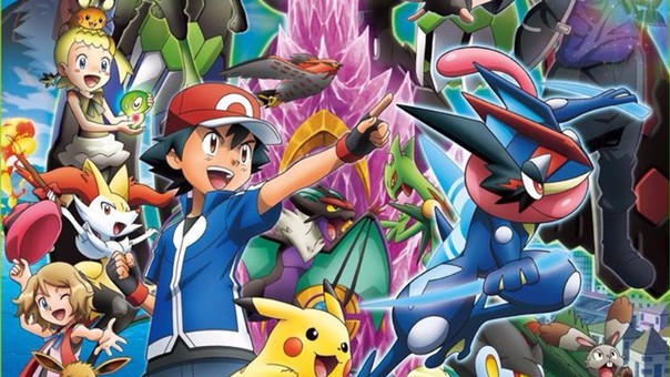 Pokémon: mira el primer adelanto de su nueva serie animada