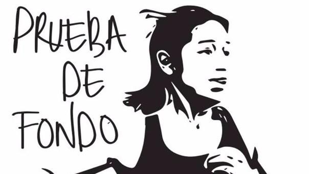 """Inés Melchor es la protagonista del documental """"Prueba de fondo"""""""