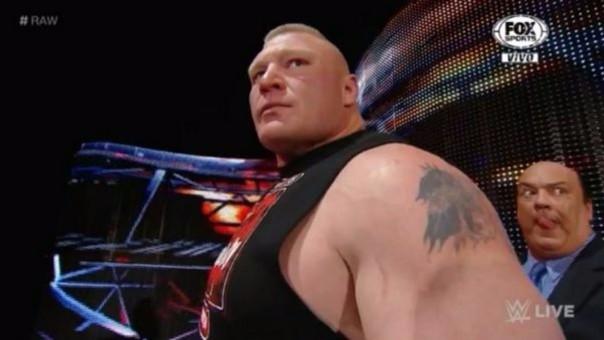 Brock Lesnar ya tiene rival para Wrestlemania 32