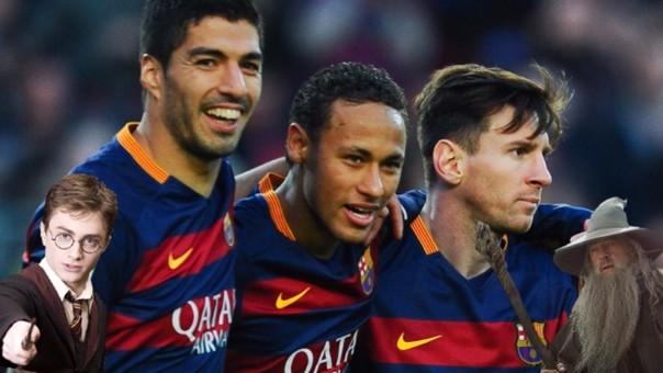 El secreto que activa la magia entre Suárez, Neymar y Messi