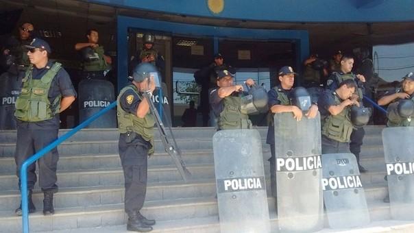 Policia Naciuonal