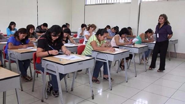 Examen de docentes