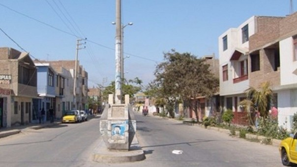 Distrito La Victoria
