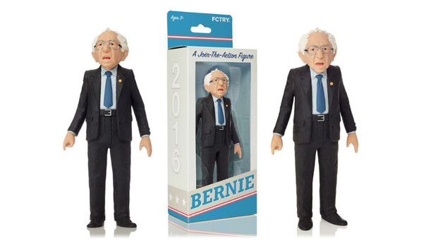 """Las personas que quieran adquirir un """"My Bernie"""" tendrán que pagar $20"""