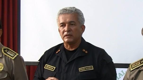 Jefe Policial La Libertad