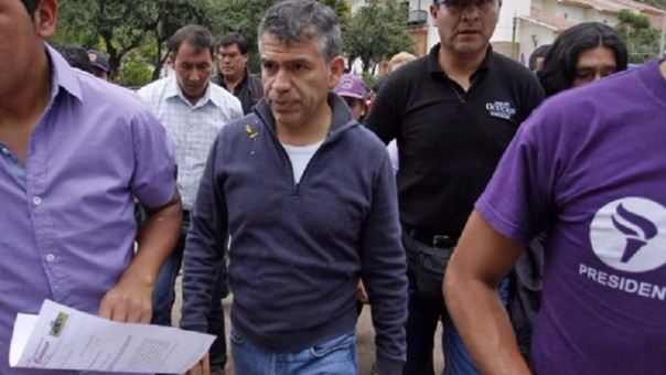 Julio Guzmán Cáceres