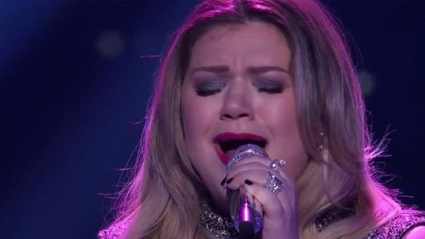 American Idol: así fue la emotiva presentación de Kelly Clarkson