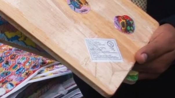 Trujillo: Decomisan artículos sin autorización sanitaria