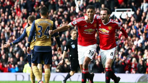 Manchester United - Arsenal