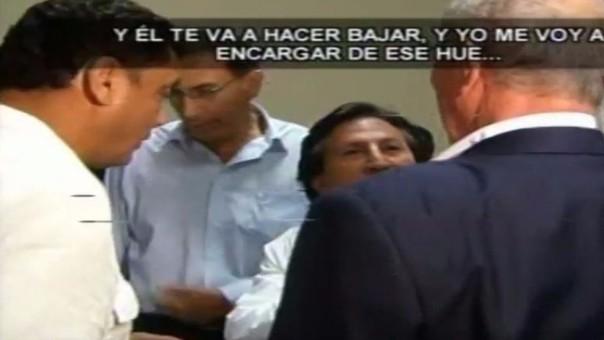 Alejandro Toledo y PPK