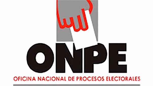 Resultado de imagen para ONPE