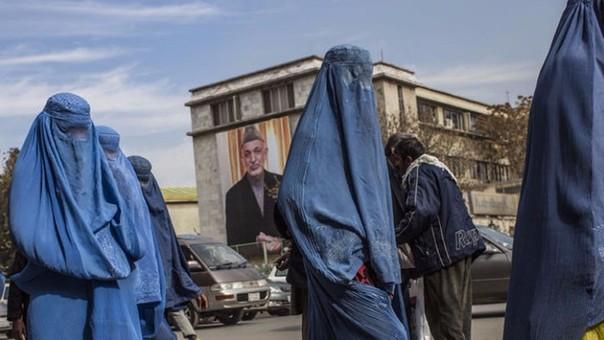 Las mujeres afganas