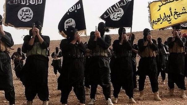 Miembros del ISIS