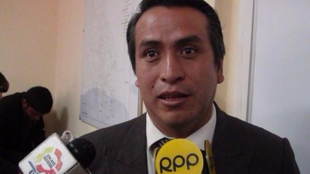 Carlos Cruzado Benavides - Director UGEL Cajamarca