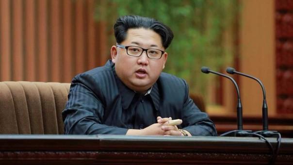 Kim Jong Un, presidente de Norcorea