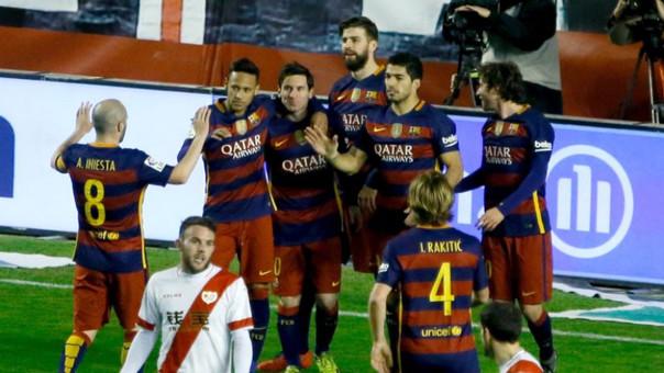 Barcelona - Liga BBVA