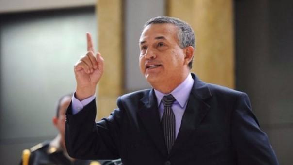Candidato presidencial del Partido Nacionalista, Daniel Urresti