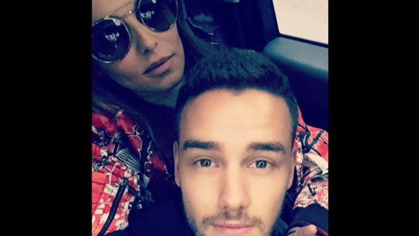 Liam Payne y Cheryl Cole