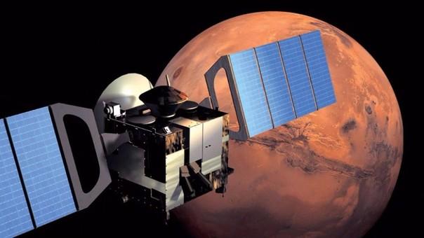 La exploración marciana comenzará con el lanzamiento de una sonda en 2020
