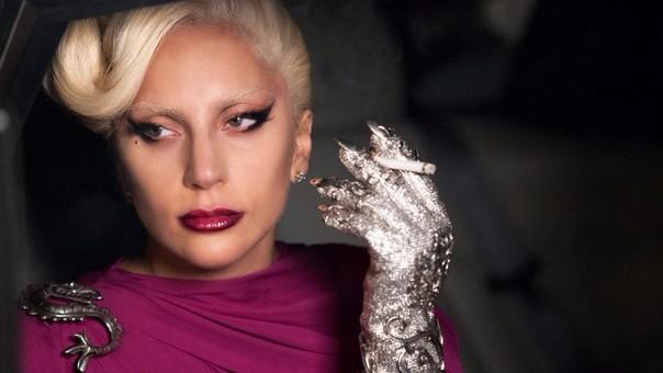 Lady Gaga como 'La Condesa'