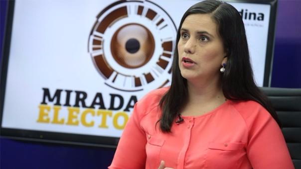 Verónika Mendoza
