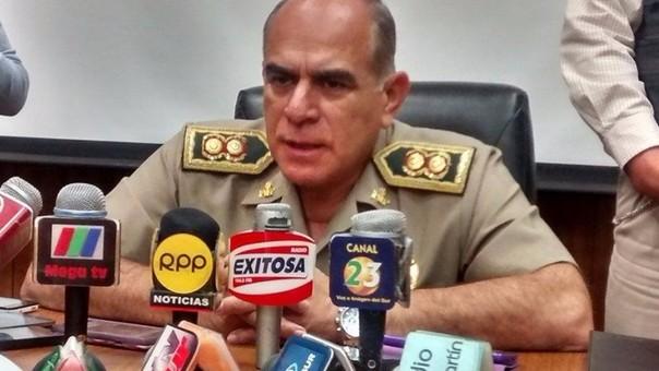 general PNP Enrique Blanco