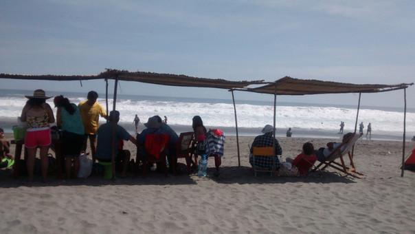 Playa de Mollendo