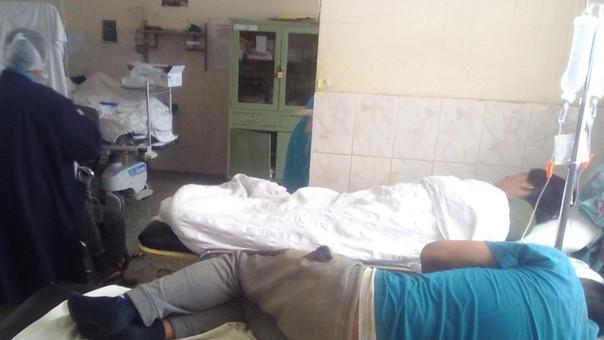 Existe hacinamiento en el hospital Regional Cusco
