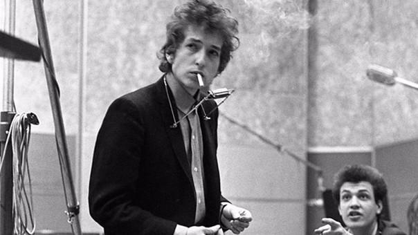 Bob Dylan alista nuevo disco
