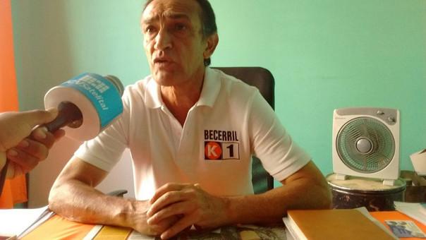 congresista Becerril