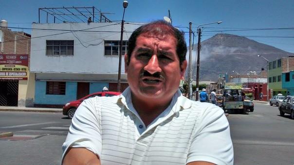 Alcalde de Conchucos, Alex Lara