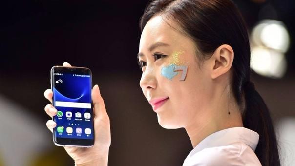 Presentación de los nuevos smartphones.